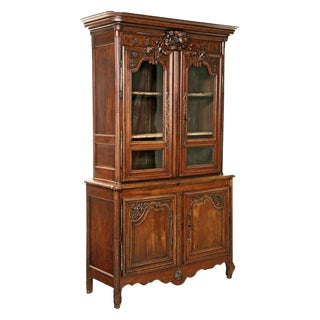 Early 19th century French Oak Cabinet