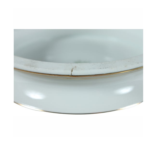 1920's French Limoges Cake Stand - Image 3 of 5