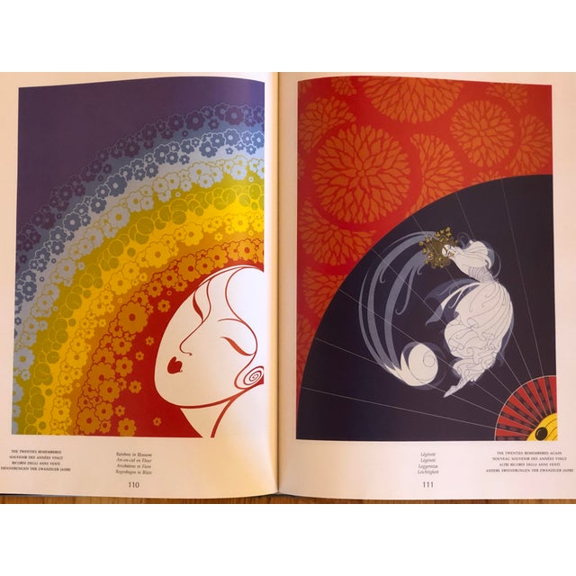 """1980s """"Erte at Ninety the Complete Graphics"""" Book For Sale - Image 5 of 7"""