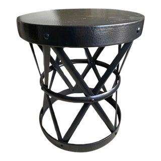Arteriors Costello Iron Accent Table For Sale