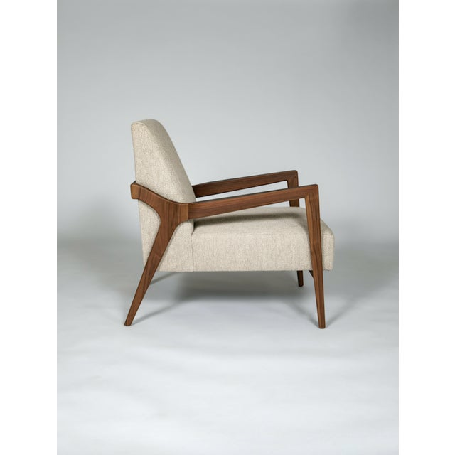 Contemporary The Barney Club Chair by Studio Van Den Akker For Sale - Image 3 of 6