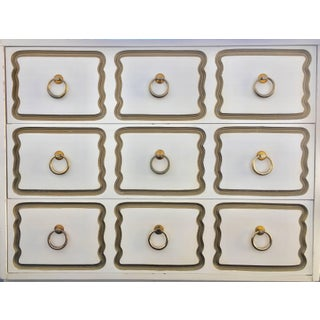 Dorothy Draper Espana Style Hollywood Regency Chest Preview