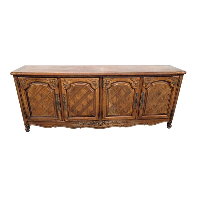 Thomasville Country French Style Sideboard For Sale