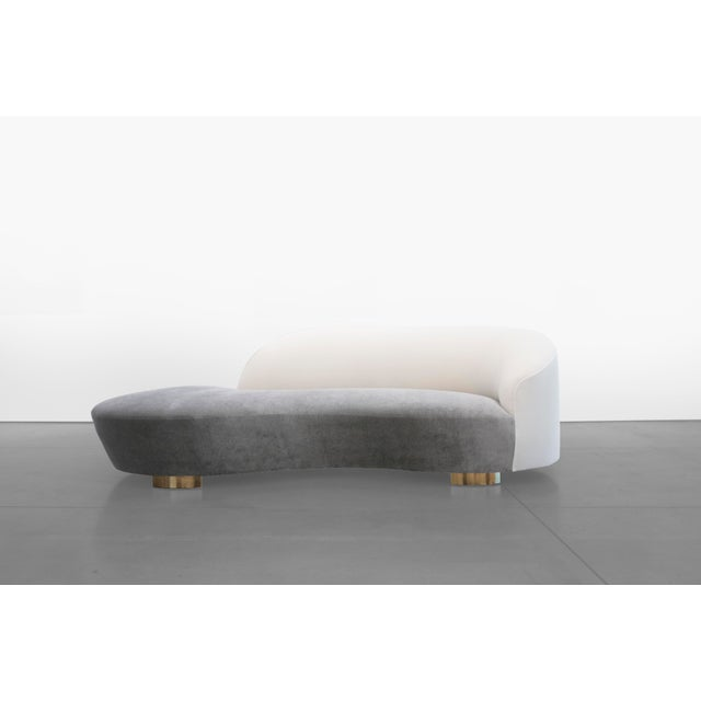 "Vladimir Kagan, ""Cloud"" Sofa C. 1970 - 1979 For Sale - Image 9 of 9"