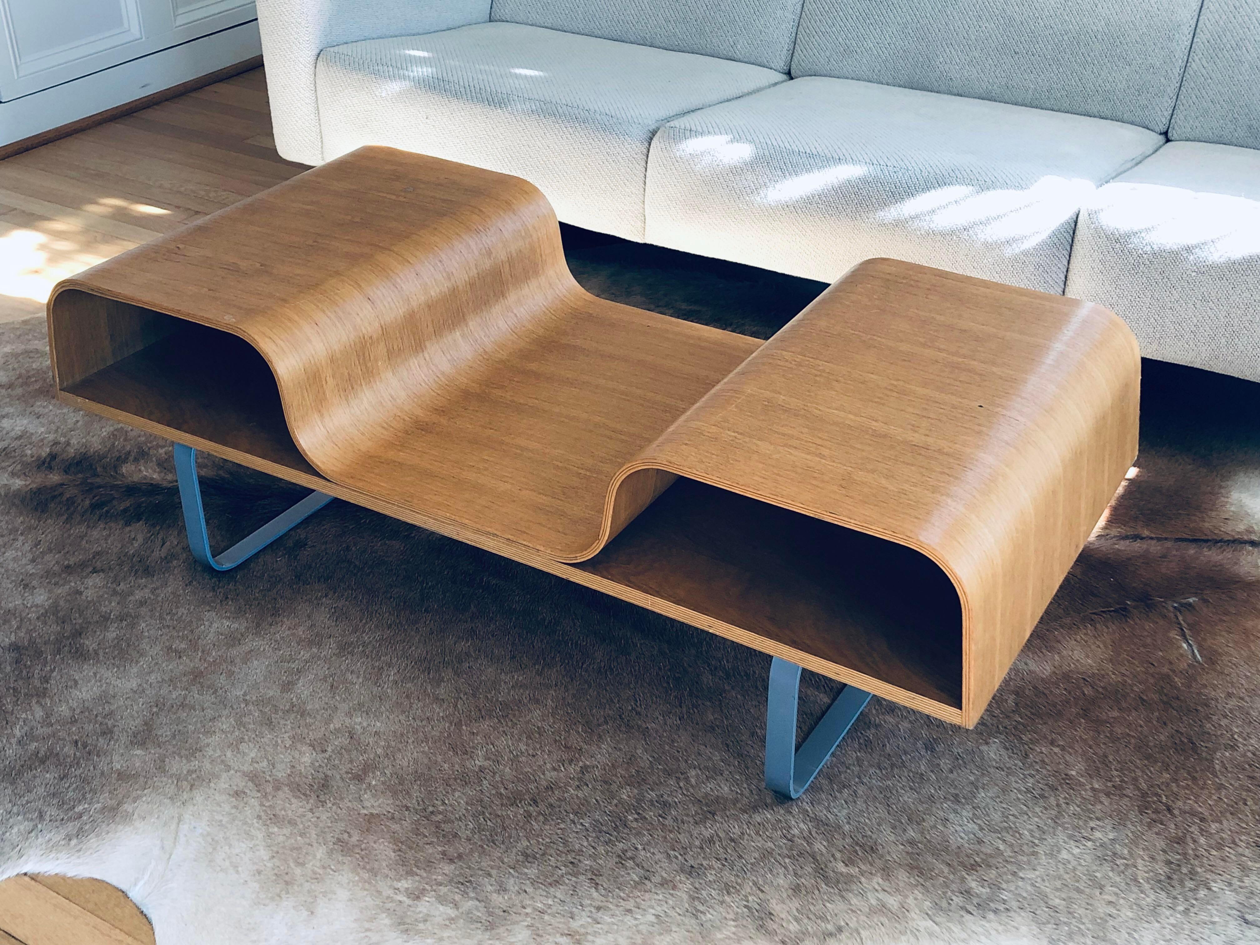 Mid Century Modern Style Coffee Table Chairish
