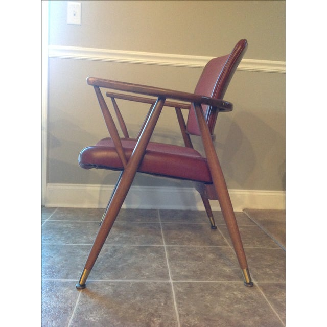 Boling Chair Co. Office Chairs - A Pair - Image 5 of 6