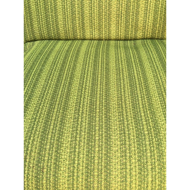 1960s Mid-Century Modern Thonet Green Bentwood Lounge Chair For Sale - Image 5 of 5