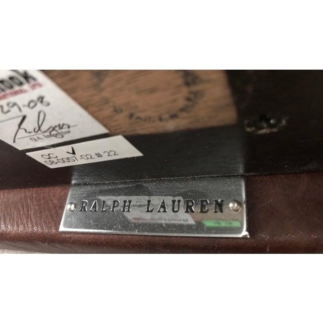 Ralph Lauren Home Safari Mirror - Image 7 of 7