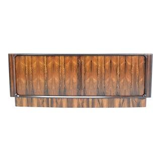 1950s Brazilian Rosewood Sideboard For Sale