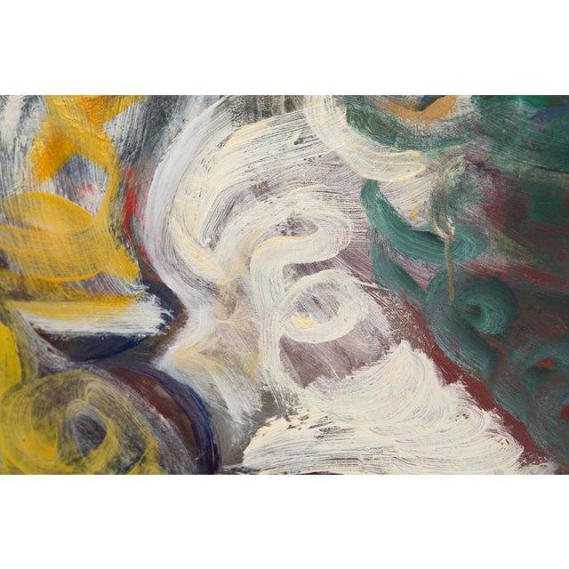 "Abstract William Eckhardt Kohler, ""Kailash"" For Sale - Image 3 of 8"