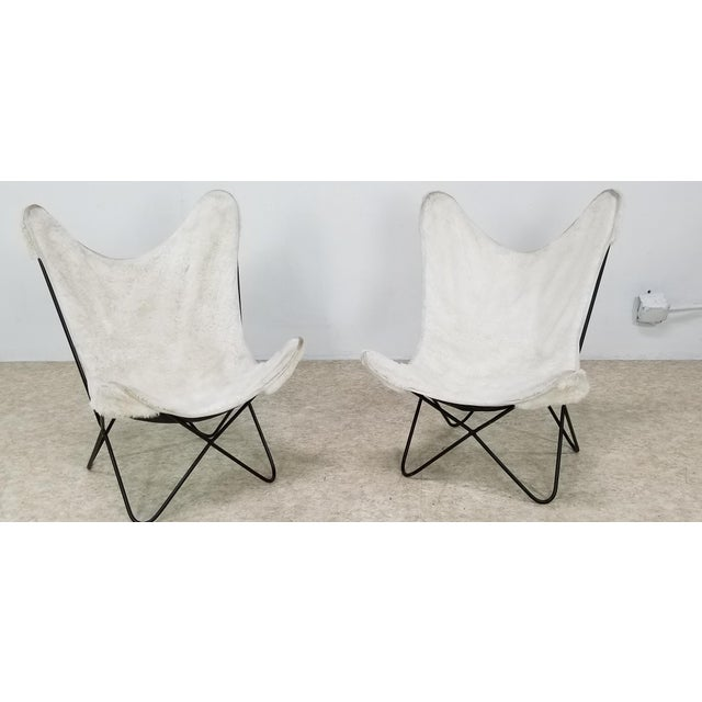 Mid Century Knoll Butterflies Chairs - a Pair For Sale - Image 12 of 12