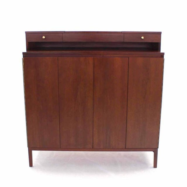 Mid-Century Modern Paul McCobb for Calvin High Chest For Sale - Image 10 of 11