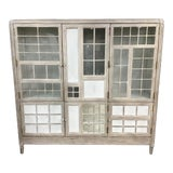 Image of Resource Decor Display Cabinet For Sale
