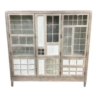 Resource Decor Display Cabinet For Sale