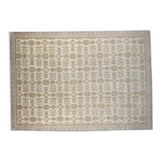Traditional Handmade Khotan Rug - 10' x 14'