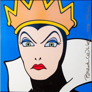 "Brenda White, ""Snow White - the Queen"", For Sale"