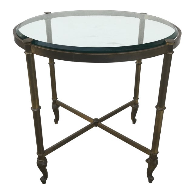 Regency Style Corner Table For Sale