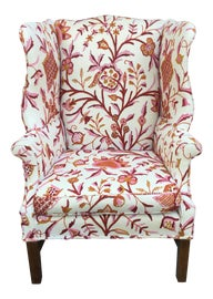 Image of Traditional Wingback Chairs