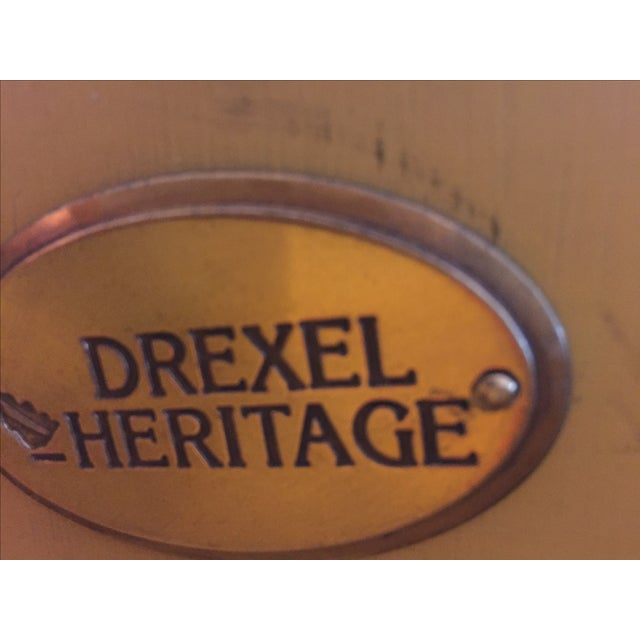 Drexel Heritage Blue Armoire - Image 11 of 11
