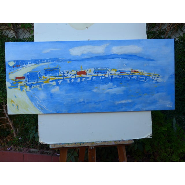 The Artist's Studio (Oil Painting) For Sale In Los Angeles - Image 6 of 9