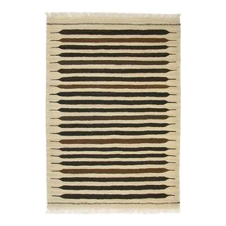 Natural Kilim Flatweave | 3'5 x 5'6