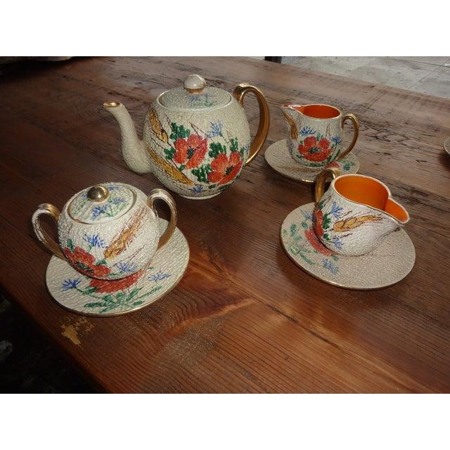 Italian Mid-Century Tea and Coffee Set - 38 Pcs - Image 3 of 4