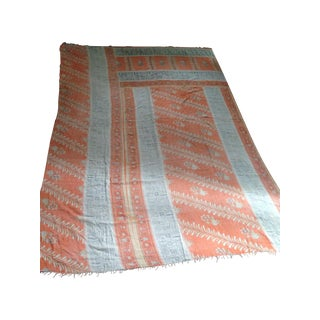 Vintage Indian Kantha Textile For Sale