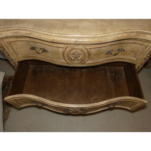 Brown Ferguson Copeland French Country Nightstands-a Pair For Sale - Image 8 of 13
