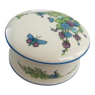 1970s Vintage Gainsborough by Crown Staffordshire English Box For Sale