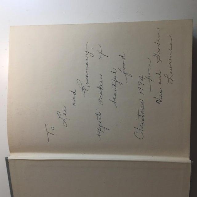 French 1964 La Cuisine De France Countess De Toulouse-Lautrec Book For Sale - Image 3 of 13