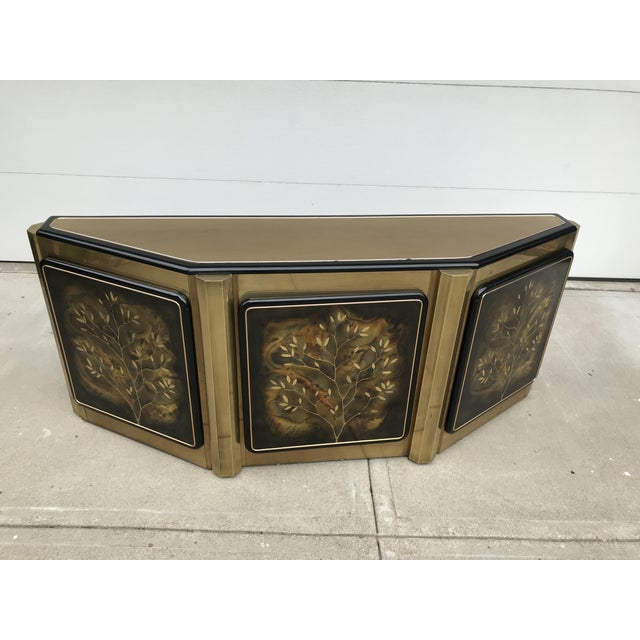"""Mastercraft """"Tree of Life"""" Cabinet by Bernhard Rohne For Sale - Image 11 of 12"""