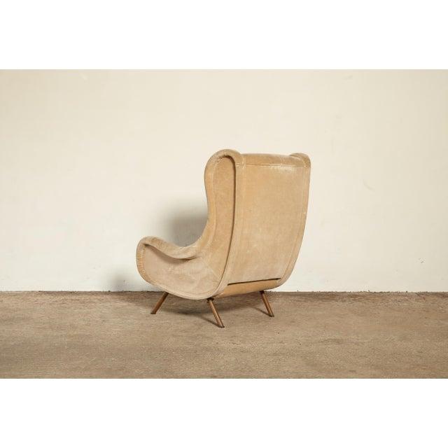 Arflex Marco Zanuso Senior Chair, Arflex, Italy, 1960s For Sale - Image 4 of 10