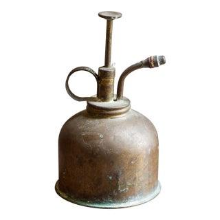 Vintage Pump Spray Diffuser Oil Can
