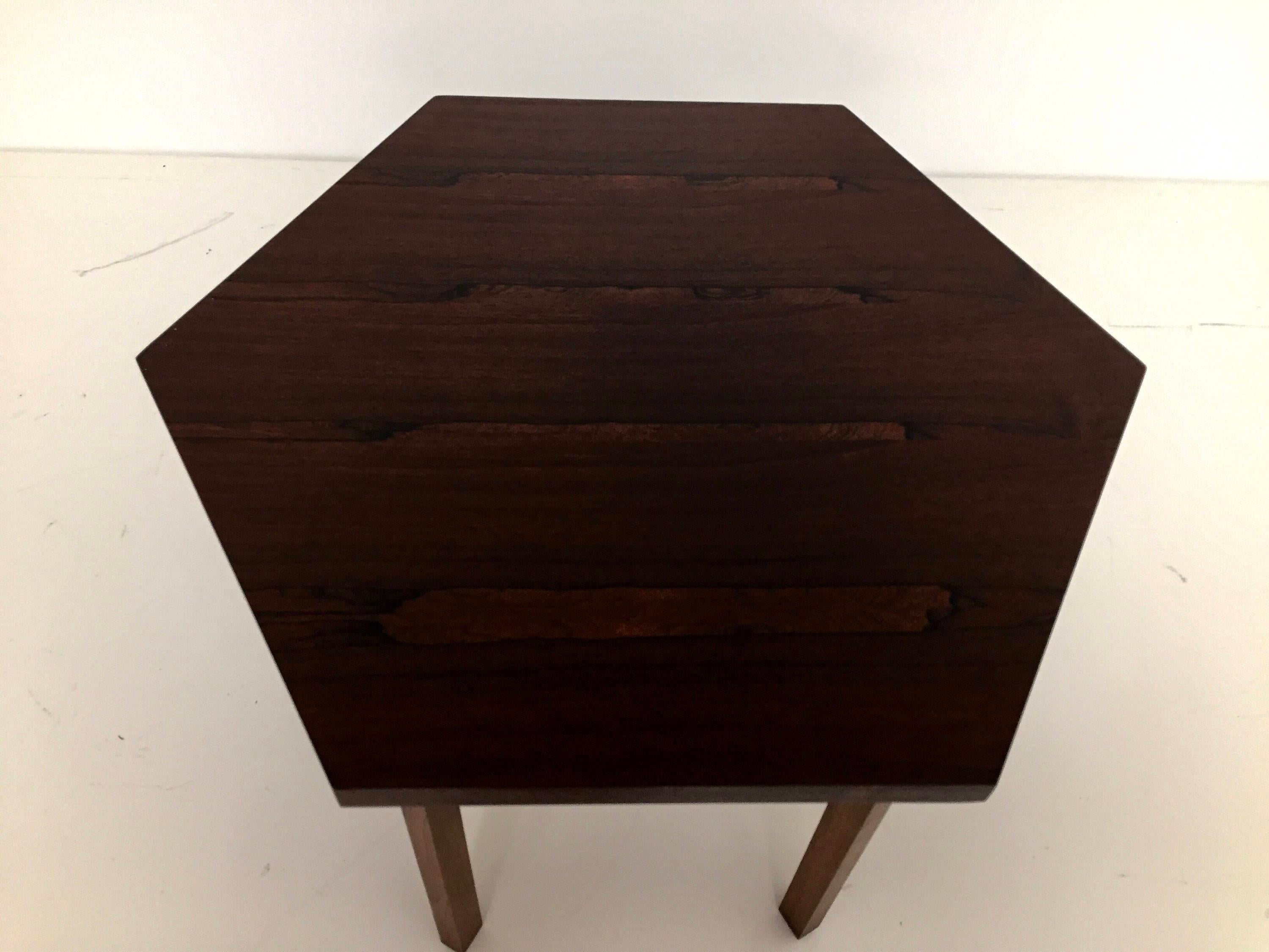 Paul McCobb For Lane Delineator Design Rosewood Tables   Set Of 3   Image 3  Of
