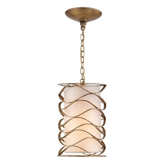 Small Bracelet Lantern in Gilded Iron From Visual Comfort For Sale - Image 4 of 4