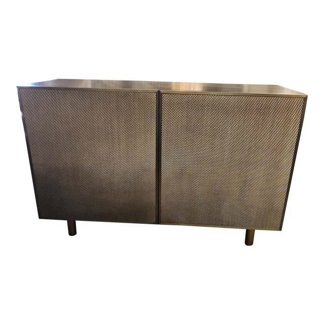 Contemporary Profile Modern Sideboard For Sale