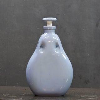 1930s Toyotoki Kokura Porcelain Geisha Decanter Japan Nippon Saki Bottle Preview