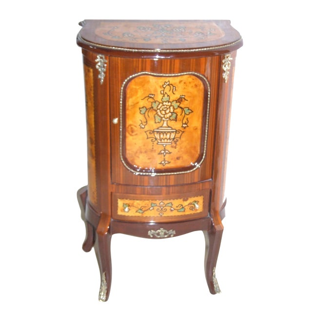 French Style Cabinet For Sale