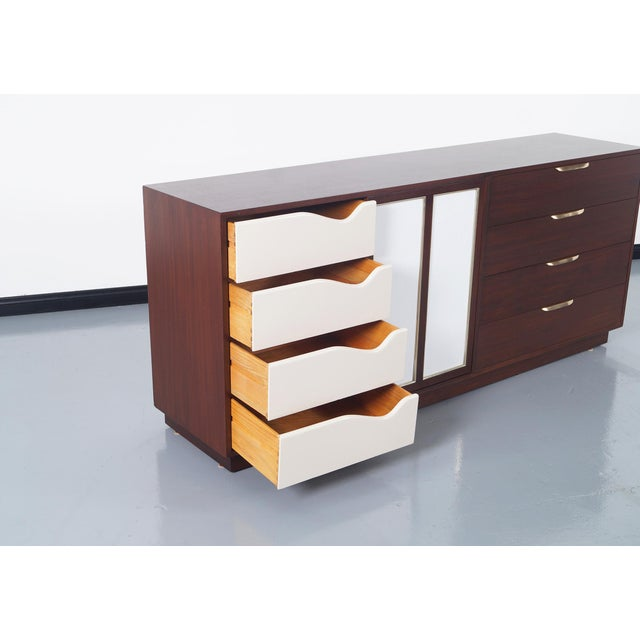 Harvey Probber 1960s Vintage Sideboard by Harvey Probber For Sale - Image 4 of 9
