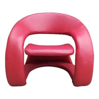 Vintage Modern Jaymar Style Sculptural Cantilever Lounge Chair For Sale