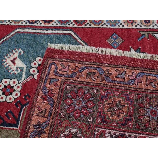 Blue Dazkiri Rug For Sale - Image 8 of 8