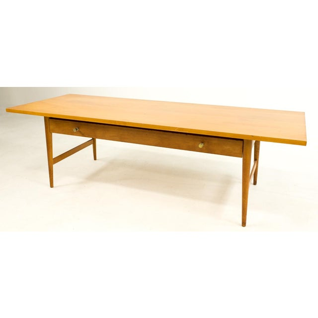 Mid 20th Century Mid-Century Modern Paul McCobb Planner Group Coffee Table For Sale - Image 5 of 11