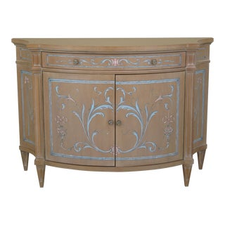 Karges Venetian Paint Decorated Commode
