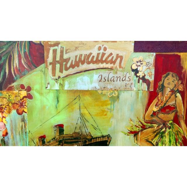 Traditional Brigitte D'Annibale Hawaiian Islands Artist Proof For Sale - Image 3 of 9