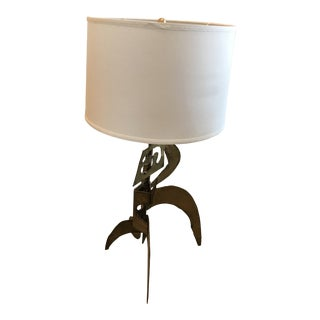 Hepworth Modern Table Lamp For Sale