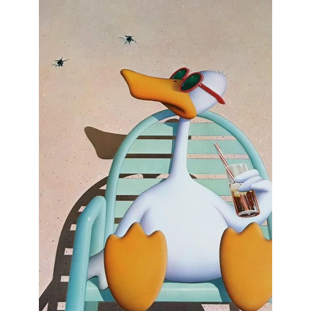 Michael Bedard Sitting Duck Lithograph - Image 4 of 9