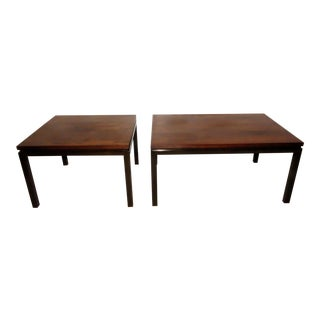 Harvey Probber Rosewood Cocktail Tables - A Pair