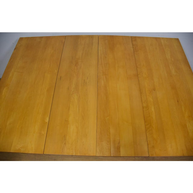 "Paul McCobb ""Predictor"" Dining Table - Image 8 of 11"