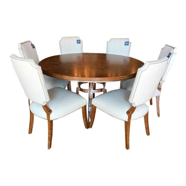 Bernhardt Soho Luxe Dining Set For Sale