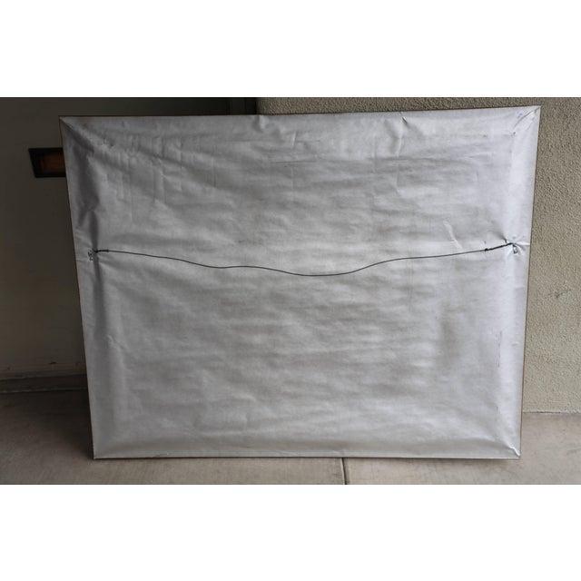White Italian Scene Painting Signed Donati For Sale - Image 8 of 9